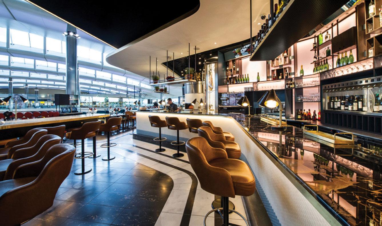 Perfectionist Cafe - Heathrow Terminal 2