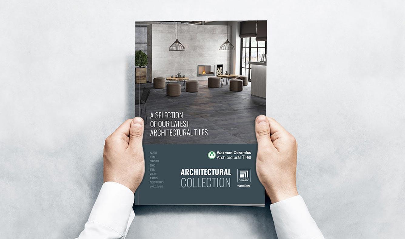 New Waxman Architectural Brochure - Volume 1