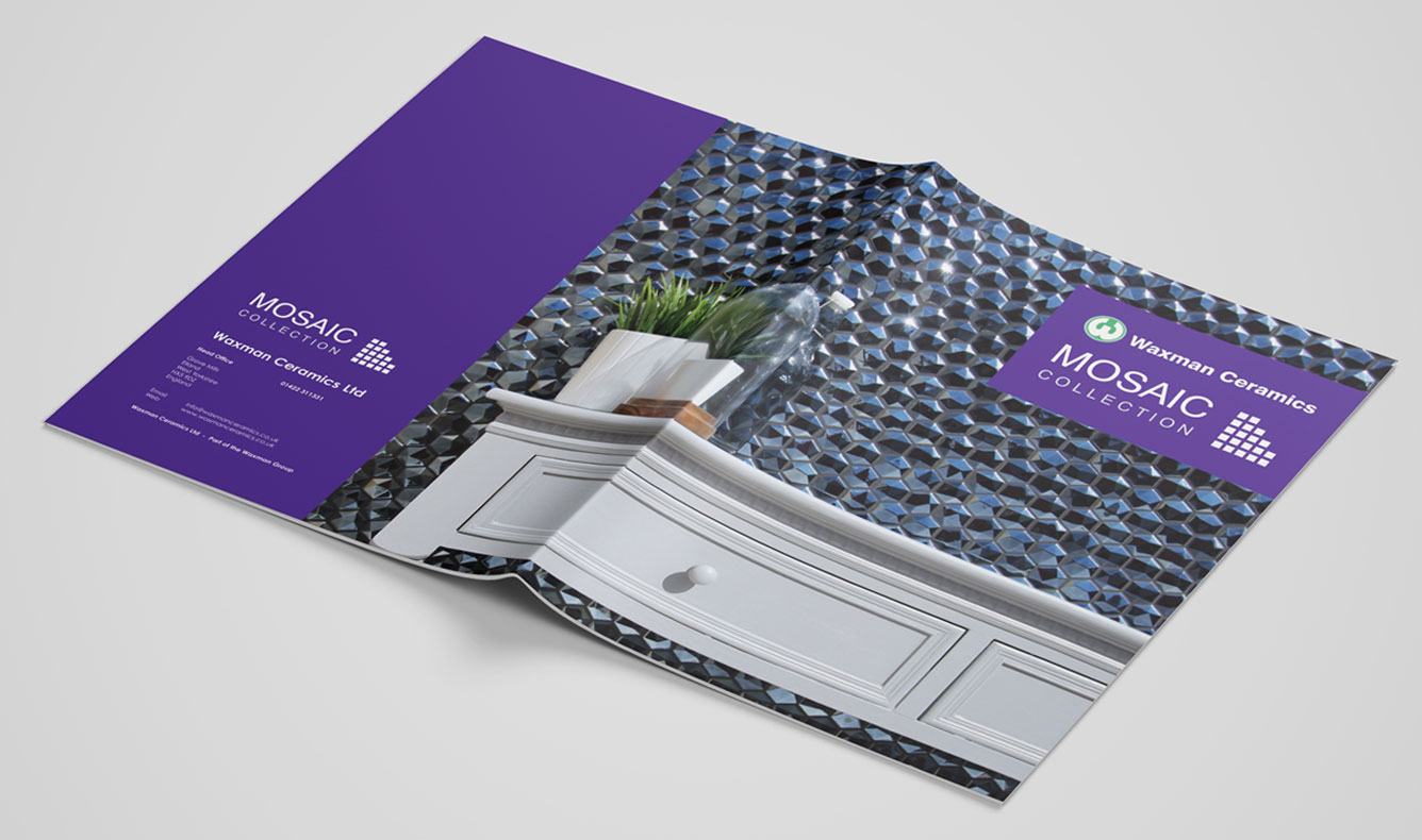 New Mosaic Collection Brochure 2019