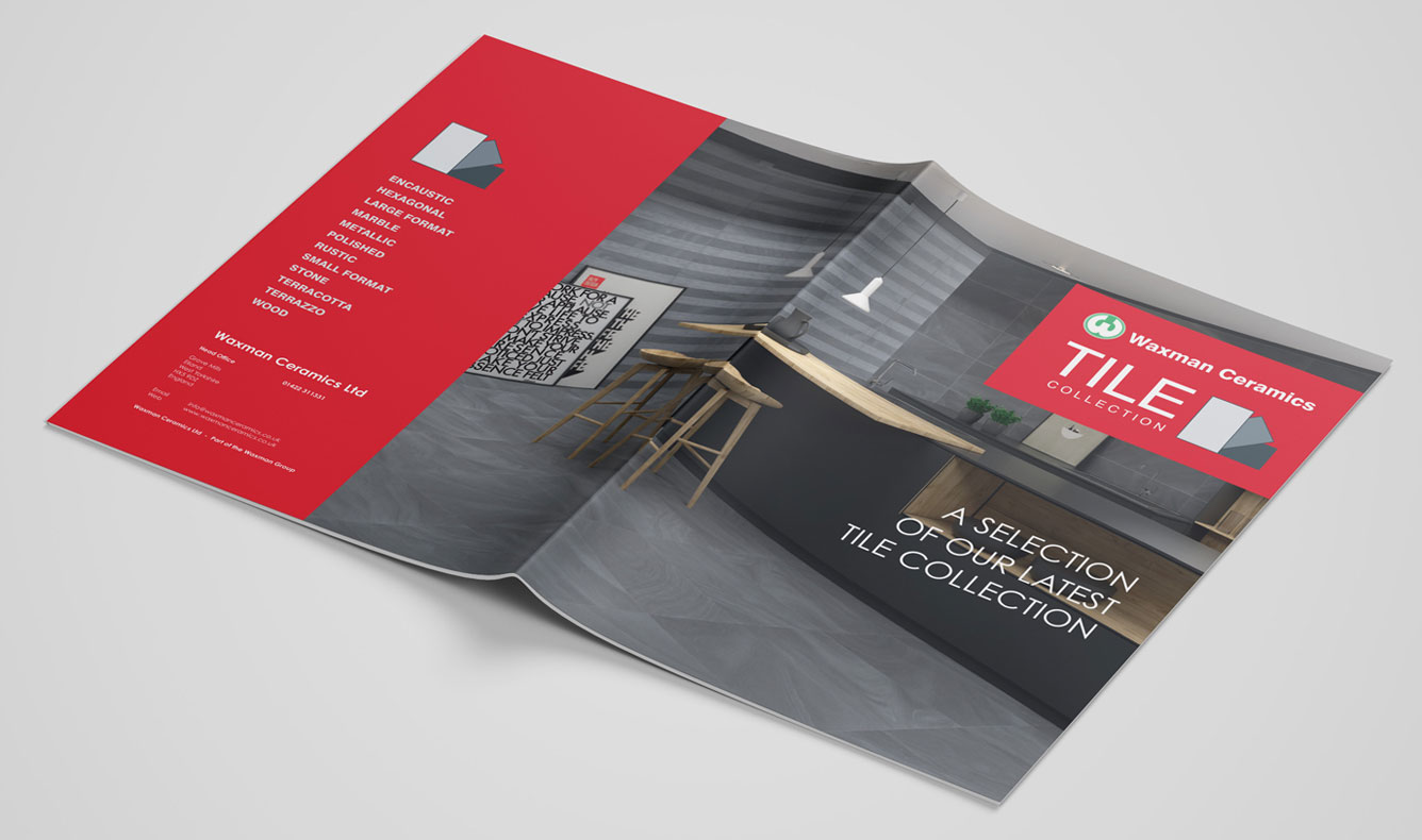New Tile Collection Brochure 2019