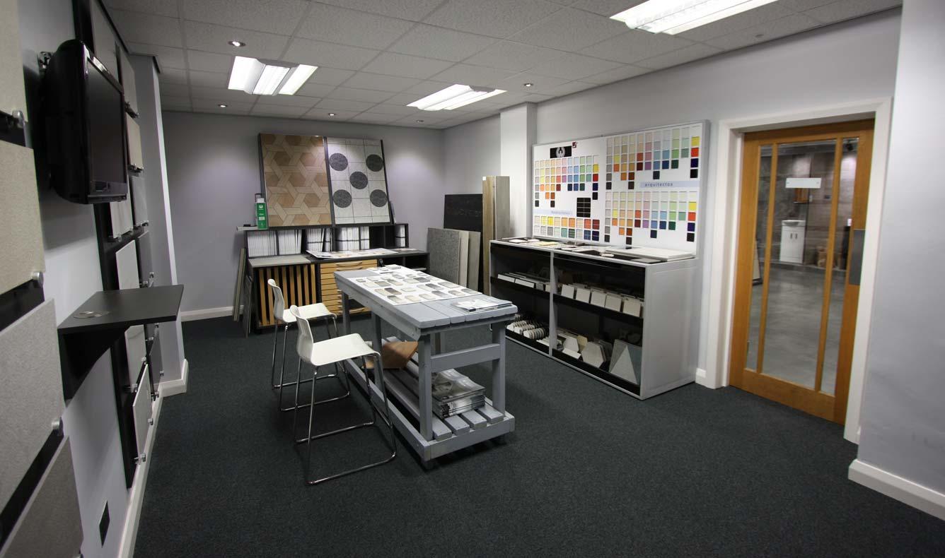Waxman Ceramics Architectural Tiles Unveil New Showroom