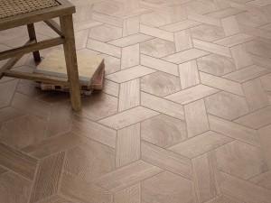 Geo Wood Floor