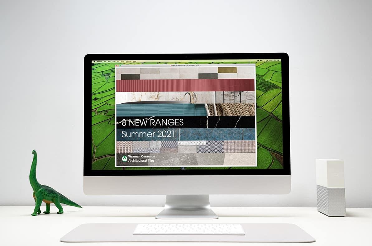 Waxman Ceramics Architectural New Ranges - Summer 2021