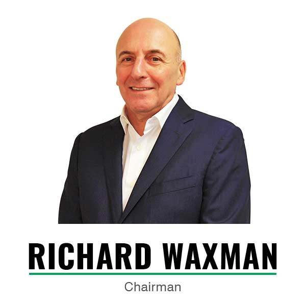 Chairman - Richard Waxman