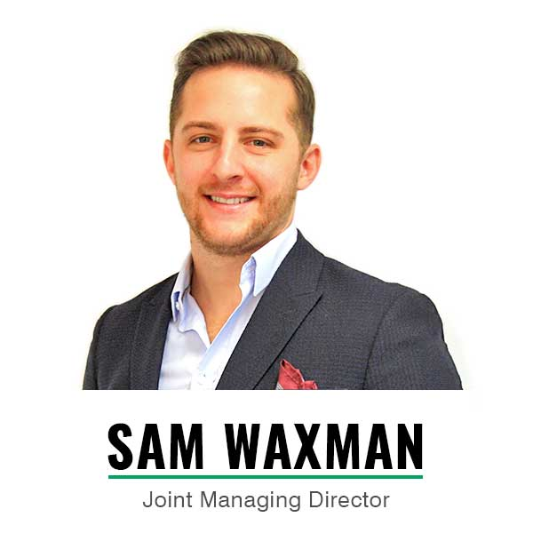 Managing Director - Sam Waxman